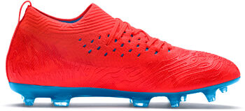 Puma Future 19.2 Netfit FG/AG voetbalschoenen Heren Rood