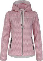 Icepeak Lunette hoodie Dames Roze