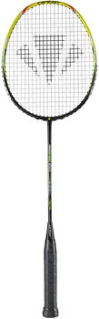 Carlton Aerospeed 200S badmintonracket Heren Zwart