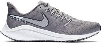 Nike Air Zoom Vomero 14 hardloopschoenen Dames Grijs