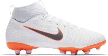Nike Mercurial Superfly 6 Academy MG jr voetbalschoenen Wit