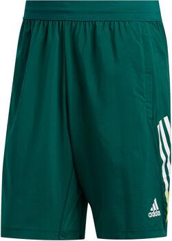 adidas 4KRFT 3-Stripes 9-Inch short Heren Groen