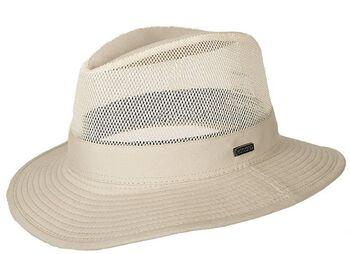 Hatland Greenville hoed Blauw