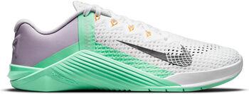 Nike Metcon 6 fitness schoenen Dames Wit