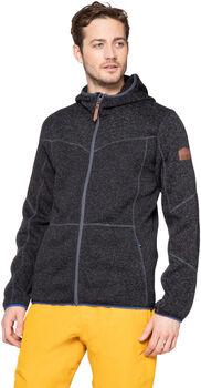 Protest Liverton Full Zip hoodie Heren Zwart