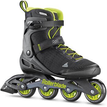 Rollerblade Zetrablade Elite skates Heren Zwart