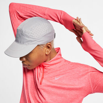 Nike Running longsleeve Dames Oranje