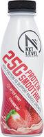 Proteïne Smoothie aardbei 330 ml