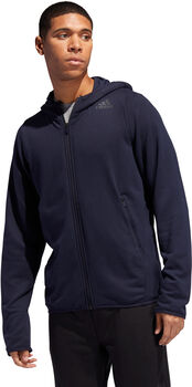 adidas Prime hoodie Heren Blauw