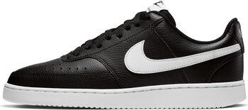 Nike Court Vision Low sneakers Heren Zwart