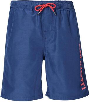 Brunotti Hester kids zwemshort Jongens Blauw