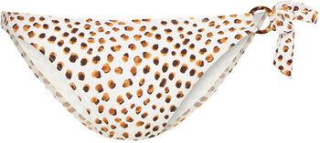Cyell bikinibroekje met lage pasvorm Dames Wit