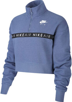 Nike Sportswear Air sweater Dames Paars