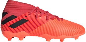 adidas Nemeziz 19.3 Firm Ground voetbalschoenen kids Oranje