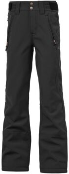 Protest Lole Softshell jr skibroek Zwart