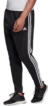 adidas Must Haves 3-Stripes Tapered broek Heren Zwart