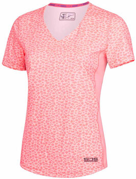 Sjeng Sports Eris shirt Dames Roze