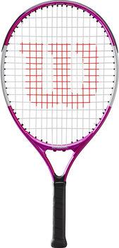 Wilson Ultra Pink 21 tennisracket Kids Meisjes Wit