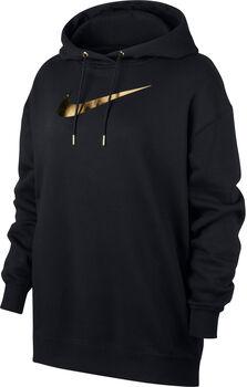 Nike Sportswear hoodie Dames Zwart