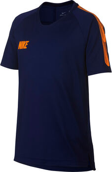 Nike Breathe Squad shirt Blauw