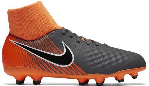 Nike - Magista Obra 2 Academy Dynamic Fit FG jr voetbalschoenen - Unisex - Voetbalschoenen - Zwart -