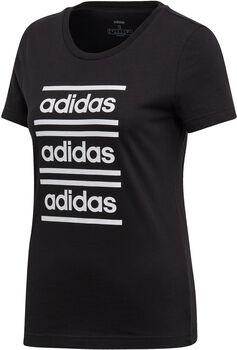 ADIDAS Celebrate the 90s shirt Dames Zwart