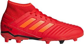 069113d7c ADIDAS Predator 19.3 FG voetbalschoenen Rood