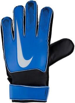 Nike Match jr keepershandschoenen Jongens Blauw