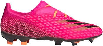 adidas X Ghosted.2 Firm Ground Voetbalschoenen Heren Rood