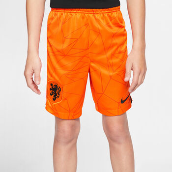 Nike Nederland 2020 Stadium kids thuisshort Oranje