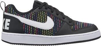 Nike Court Borough Low SE jr sneakers Zwart
