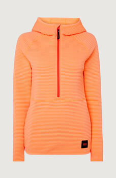 O'Neill Formation Half-Zip fleece Dames Oranje