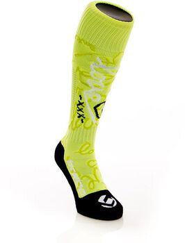 Brabo bc8110c socks love xxx lime Zwart