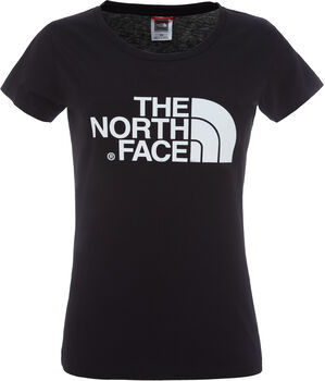 The North Face Easy shirt Dames Zwart
