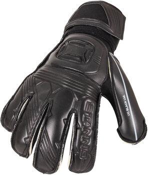 Stanno Ultimate Gip II Black Leather keepershandschoenen Heren Zwart