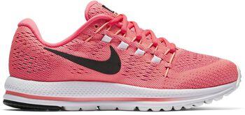 Nike Air Zoom Vomero 12 hardloopschoenen Dames Rood