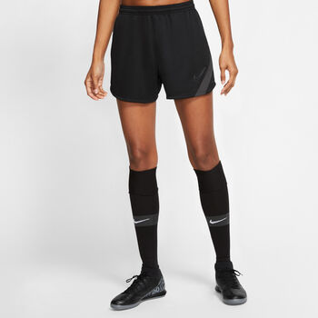 Nike Dri-FIT Soccer short Dames Zwart