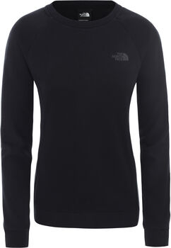 The North Face Berard Crew sweater Dames Zwart