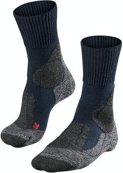 Falke TK1 sokken Dames Blauw
