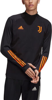 adidas Juventus Warm Longsleeve Heren Zwart