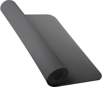 Nike Fundamental yoga mat Grijs