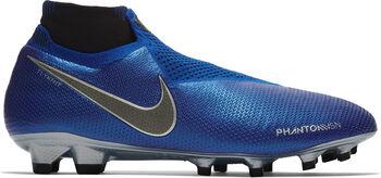 Nike Phantom Vision Elite Dynamic Fit FG voetbalschoenen Heren Blauw