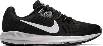 Nike Air Zoom Structure 21 hardloopschoenen Dames Zwart