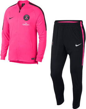 Nike Paris Saint Germain Dry Squad track suit Heren Rood