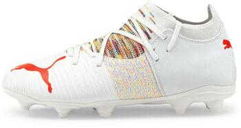 Puma FUTURE Z 3.1 FG/AG kids voetbalschoenen Wit