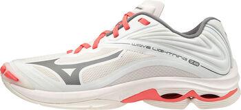 Mizuno Wave Lightning Z6 volleybalschoenen Dames Wit