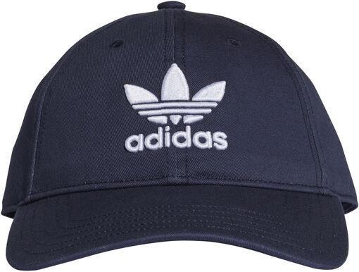 Adidas - Trefoil Cap - Unisex - Petten, Hoeden en Mutsen - Blauw - 1SIZE