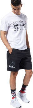 Reebok One Series Training Epic short Heren Zwart