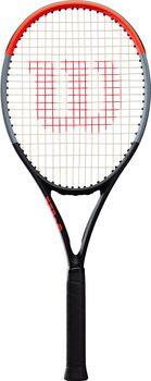 Wilson Clash 100 tennisracket Zwart