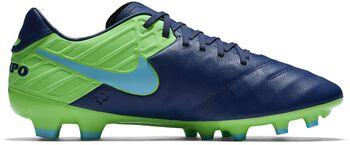 Nike Tiempo Mystic V FG voetbalschoenen Heren Blauw